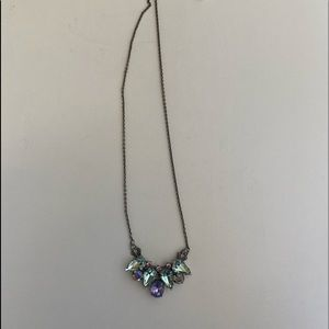 Worn once- Sorrelli cupcake pendant style necklace